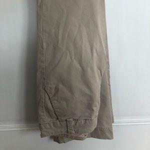 american eagle khaki pants Womens 0 long